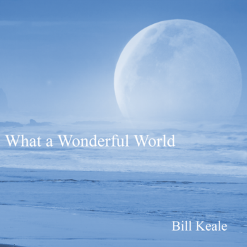 What a Wonderful World CD cover